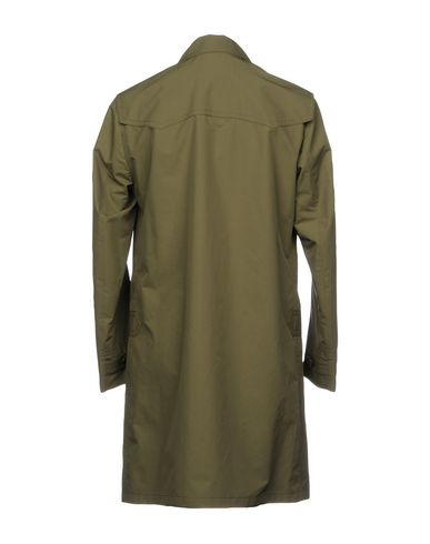 Фото 2 - Легкое пальто цвет зеленый-милитари