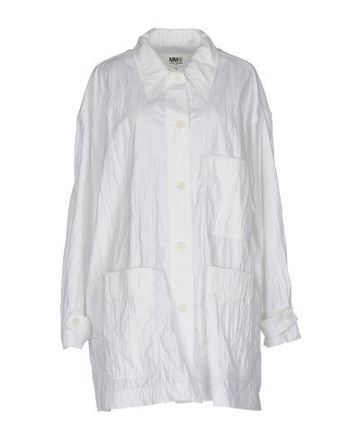 Купить Легкое пальто белого цвета