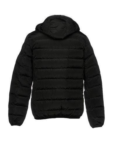 Фото 2 - Мужскую куртку F**K PROJECT черного цвета