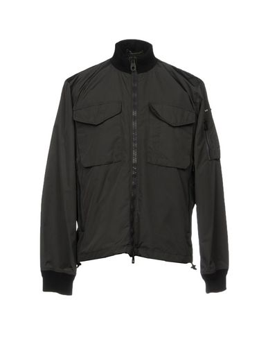 Фото - Мужскую куртку HISTORIC свинцово-серого цвета