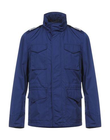 Фото - Легкое пальто от HISTORIC синего цвета
