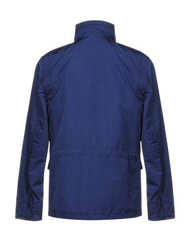 Фото 2 - Легкое пальто от HISTORIC синего цвета