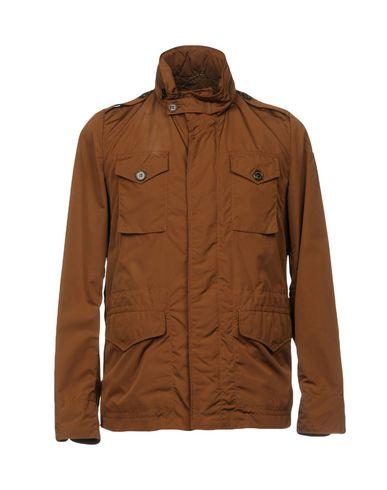 Фото - Легкое пальто от HISTORIC коричневого цвета