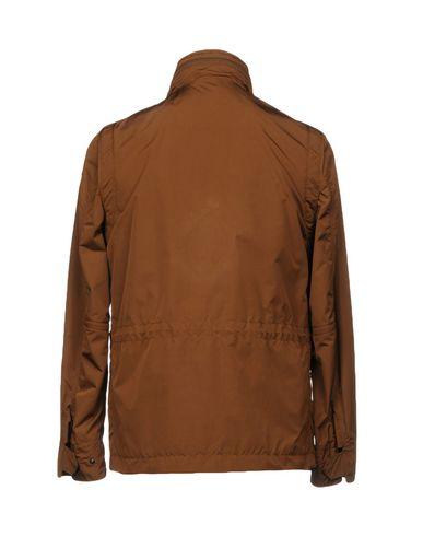 Фото 2 - Легкое пальто от HISTORIC коричневого цвета