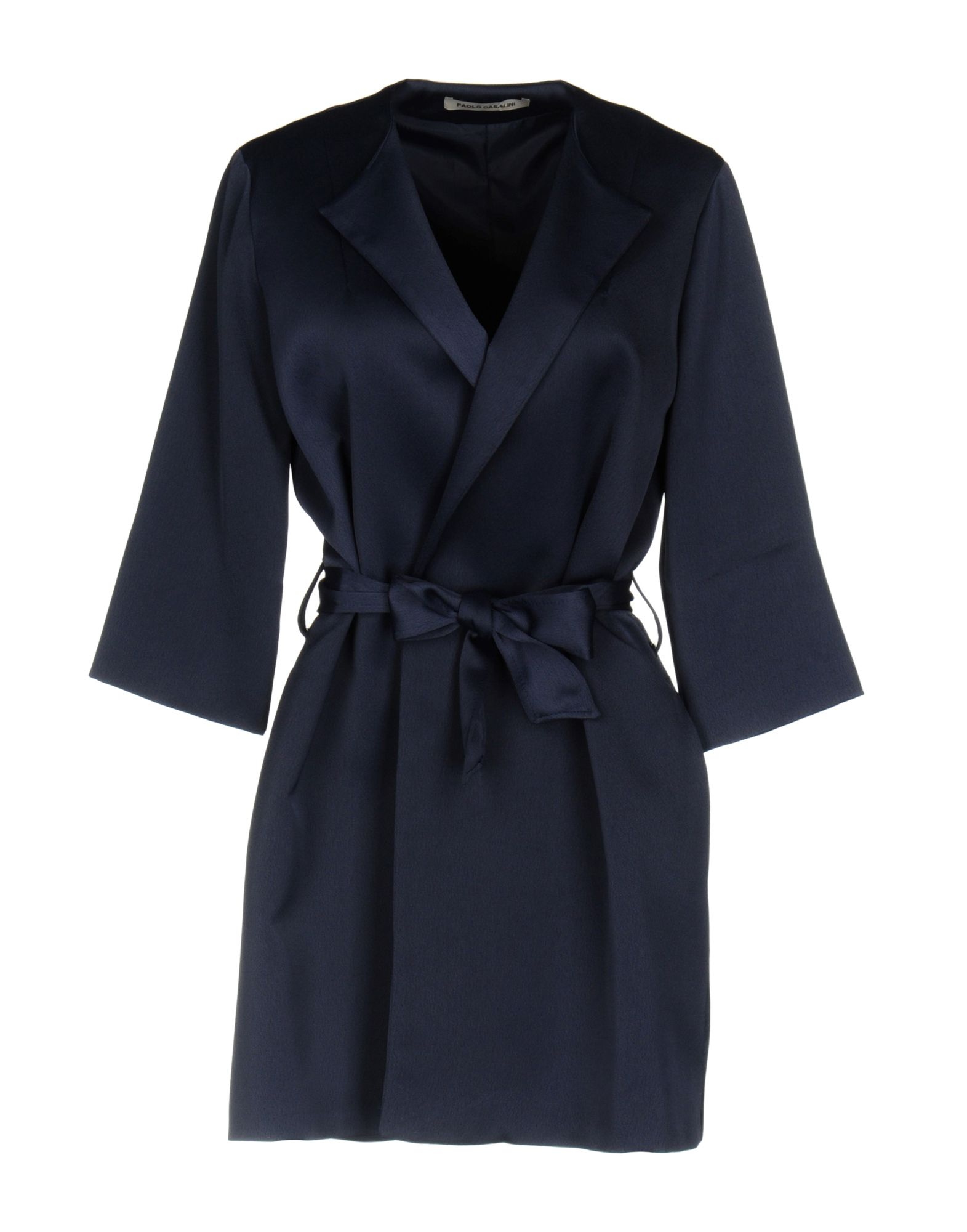 PAOLO CASALINI Легкое пальто paolo casalini платье до колена