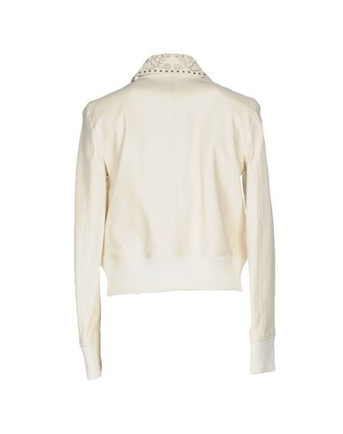Фото 2 - Женскую куртку  цвет слоновая кость