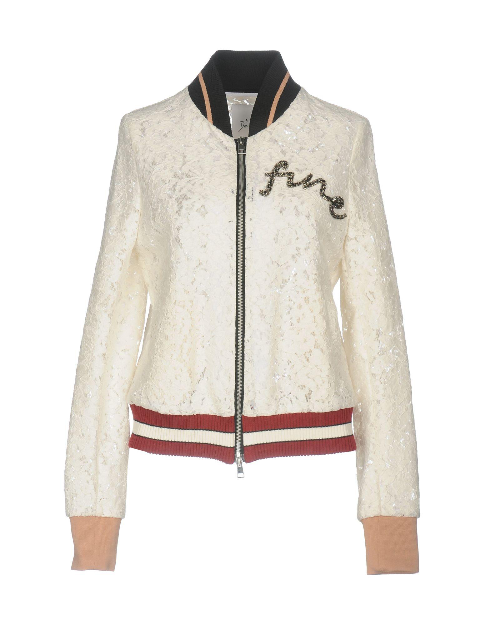 цена DE' HART Куртка онлайн в 2017 году