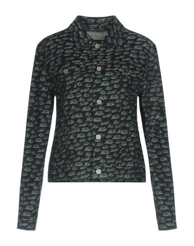 Фото - Женскую куртку JULIEN DAVID темно-синего цвета