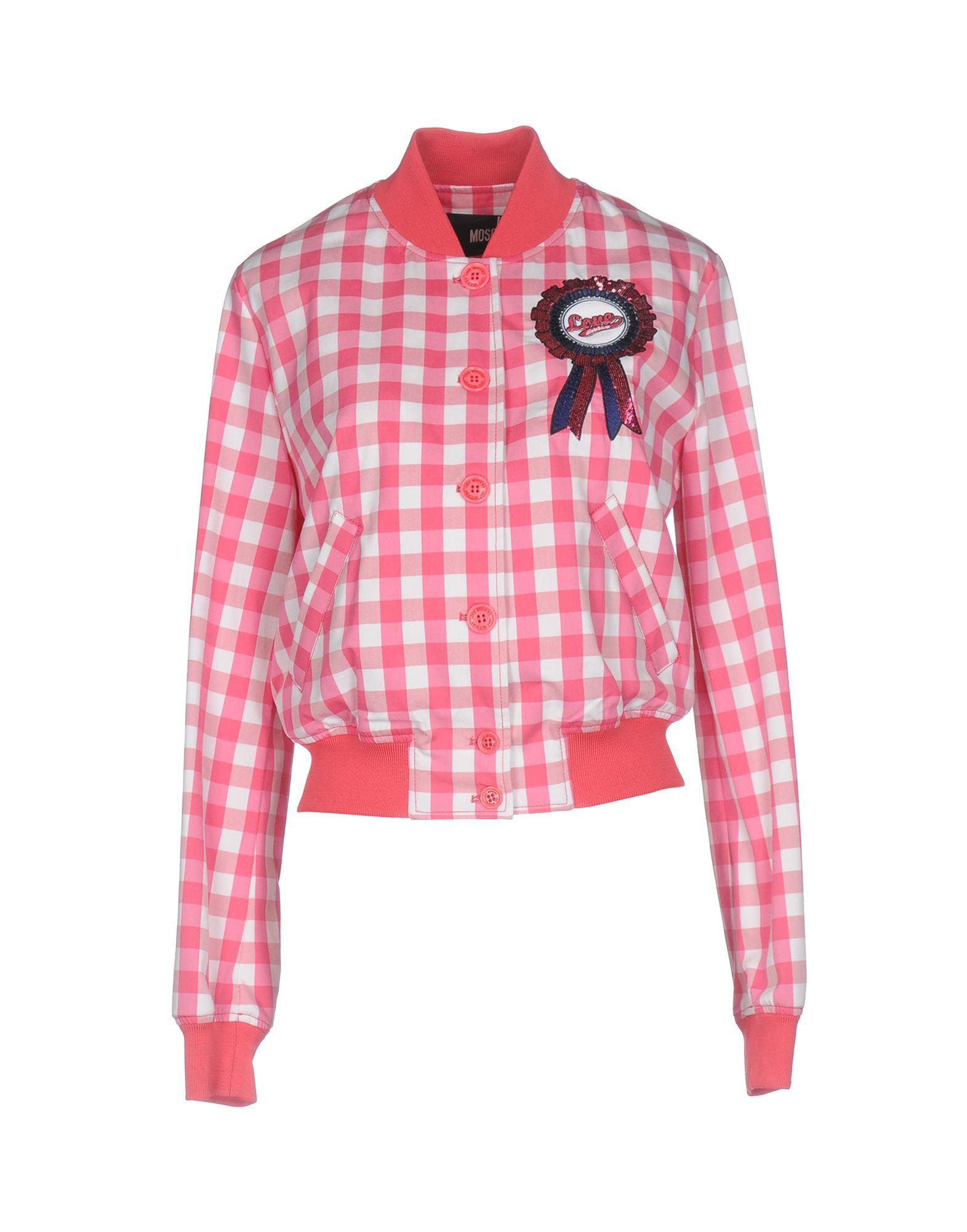 цены на LOVE MOSCHINO Куртка в интернет-магазинах