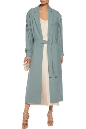 ZIMMERMANN Adorn twill trench coat