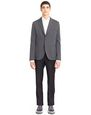 LANVIN Jacket Man GREY DECONSTRUCTED JACKET f