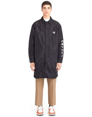 """MOUNTAIN"" NYLON RAINCOAT"