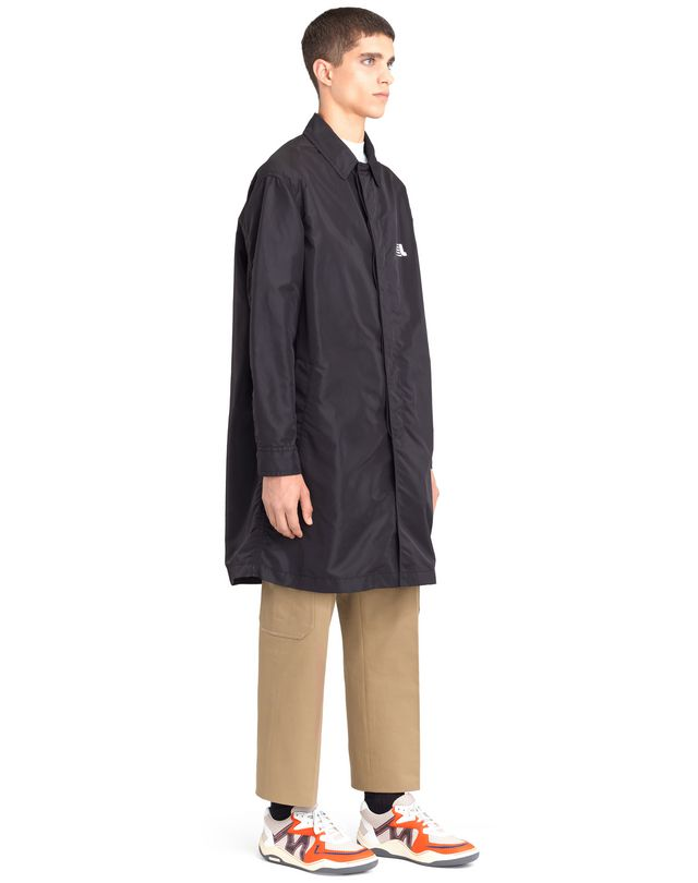 "LANVIN ""MOUNTAIN"" NYLON RAINCOAT Outerwear U e"
