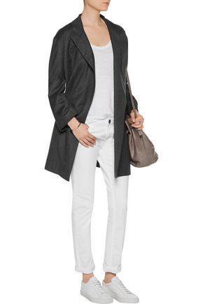 EQUIPMENT Garner wool coat