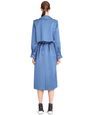LANVIN Outerwear Woman SATIN TRENCH COAT f