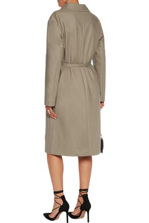 ROCHAS Cotton-blend coat