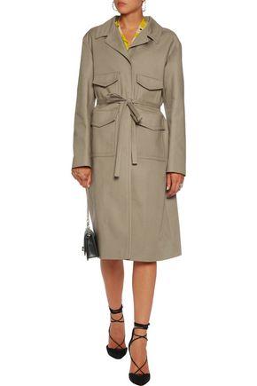 ROCHAS Cotton-blend coat