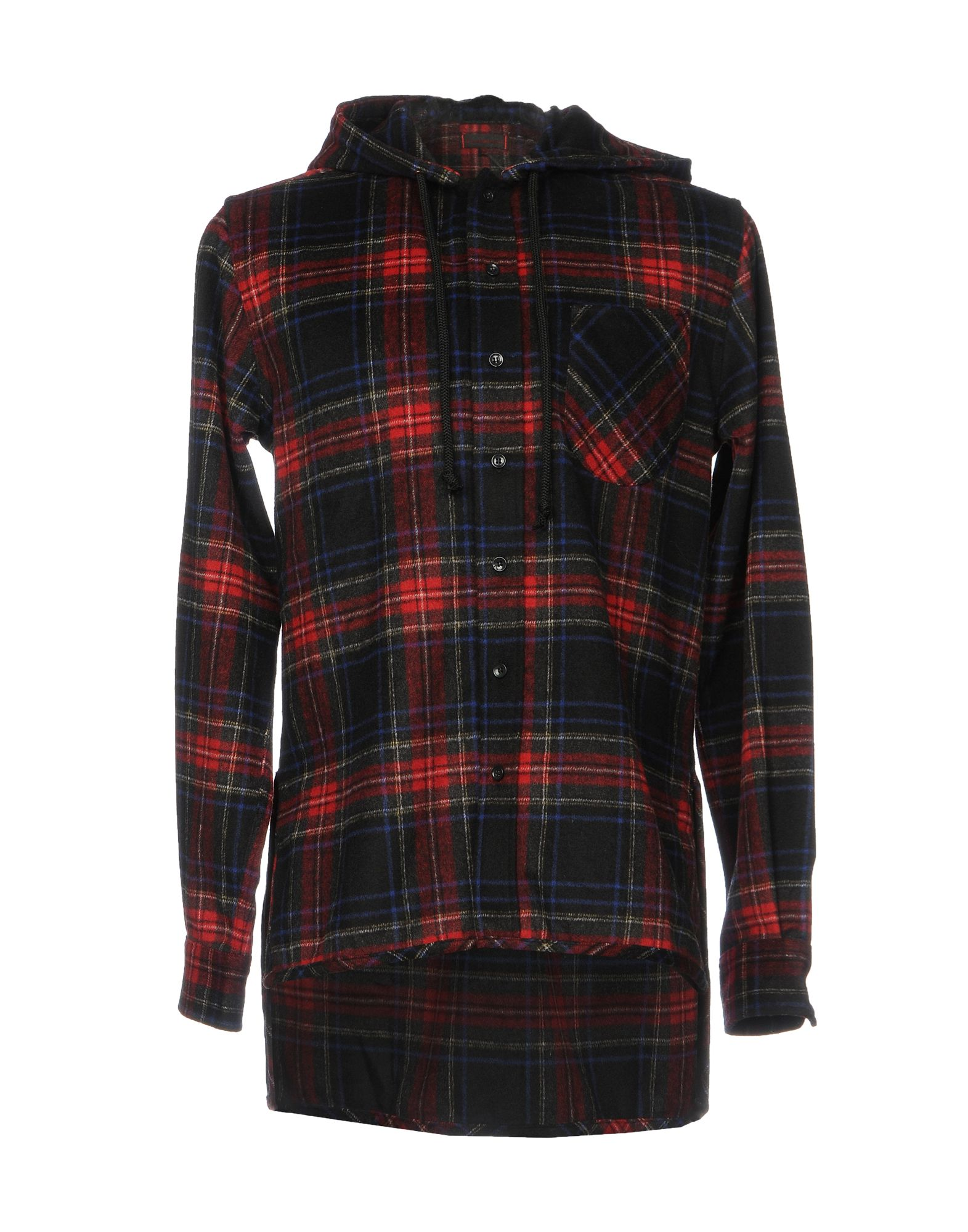 CLOT Pубашка куртка clot