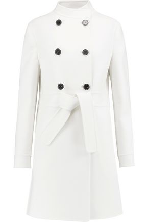 VALENTINO Double-breasted wool-blend coat