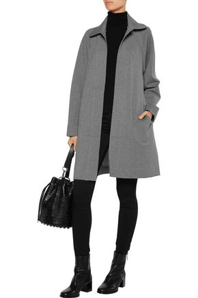 NORMA KAMALI Stretch-cotton jacket