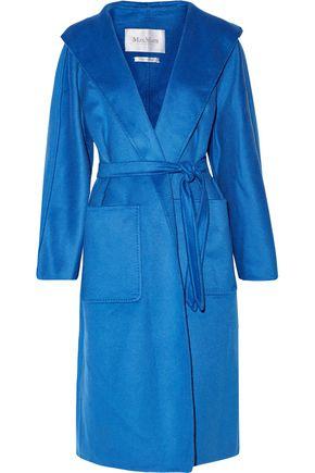 MAX MARA Cashmere-felt coat