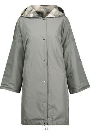 MAX MARA Jacquard hooded coat