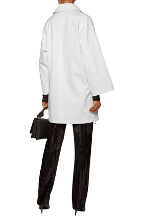 MAX MARA Cotton-twill coat