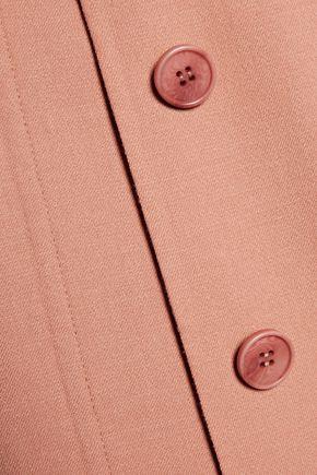 THEORY Dafina wool-blend coat