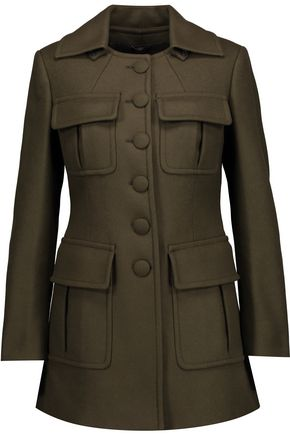 PRADA Wool-blend felt coat