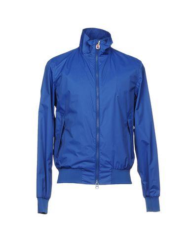 Фото - Мужскую куртку  ярко-синего цвета