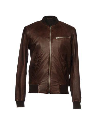 Фото - Мужскую куртку S.W.O.R.D. темно-коричневого цвета