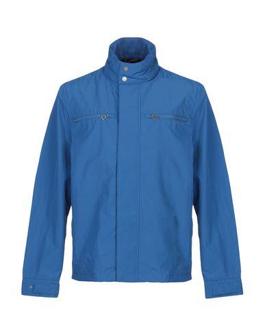 Фото - Мужскую куртку  синего цвета