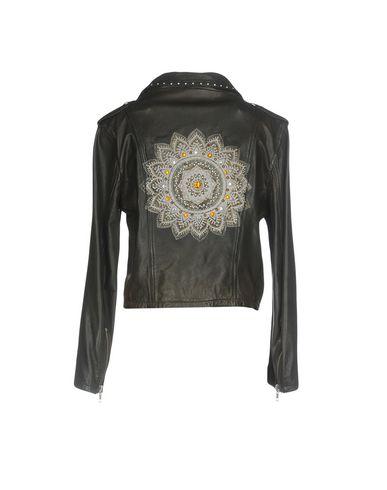 Фото 2 - Женскую куртку MPD BOX черного цвета