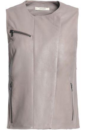 J BRAND Leather vest
