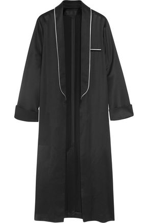 HAIDER ACKERMANN Peignor satin coat