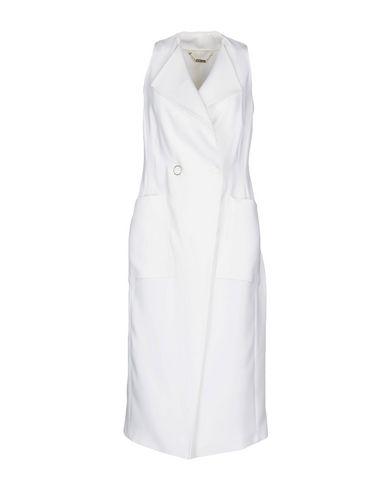 Фото - Легкое пальто белого цвета