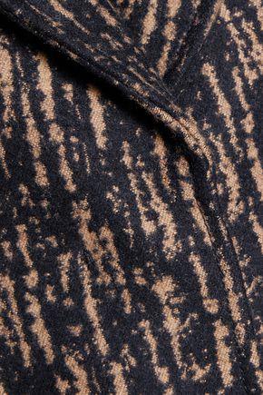 3.1 PHILLIP LIM Slim wool-blend coat
