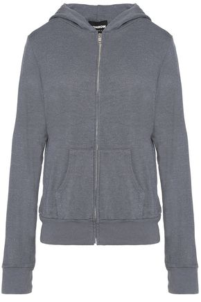 MONROW Fleece hooded sweater