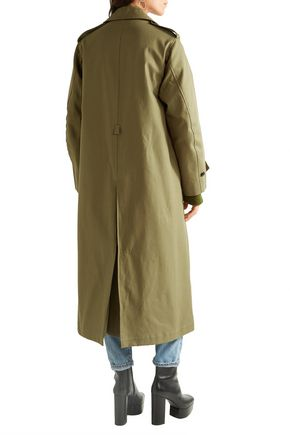 JOSEPH Cotton-twill trench coat