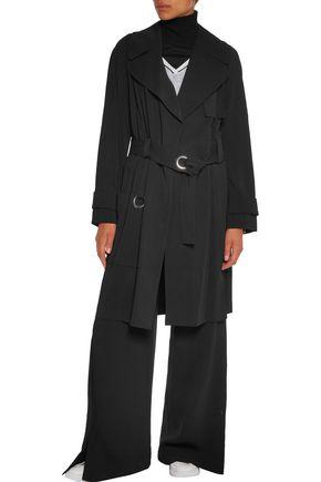 A.L.C. Oliver crepe coat