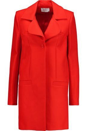 CARVEN Cotton-twill coat