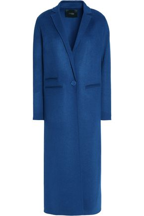 MAJE Wool-blend coat
