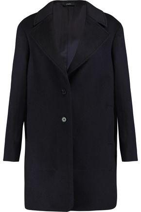JOSEPH Marv wool and cashmere-blend felt coat