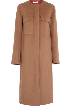 ELIZABETH AND JAMES Miller wool-blend coat