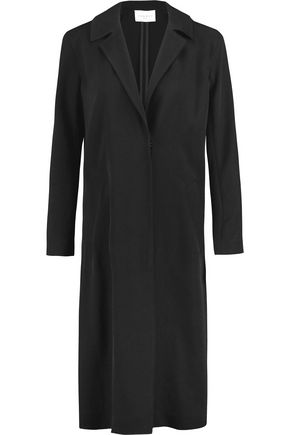 SANDRO Maiwen faille coat