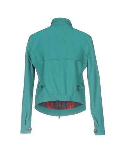 Фото 2 - Женскую куртку BARACUTA цвет цвет морской волны