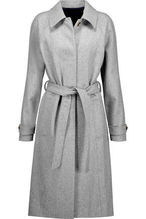 VANESSA SEWARD Aube belted wool-blend coat