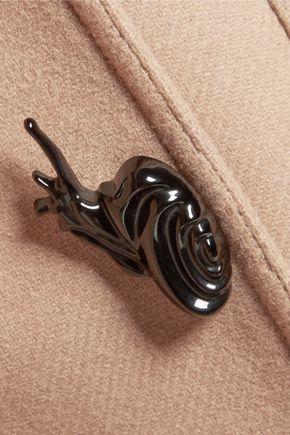 J.W.ANDERSON Embellished wool-blend twill coat