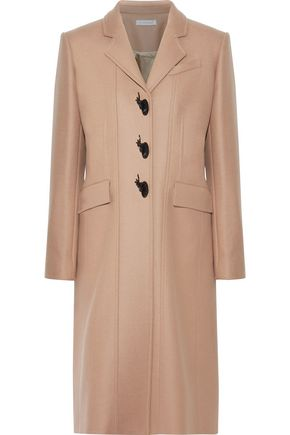 J.W.ANDERSON Embellished wool-blend twill coat
