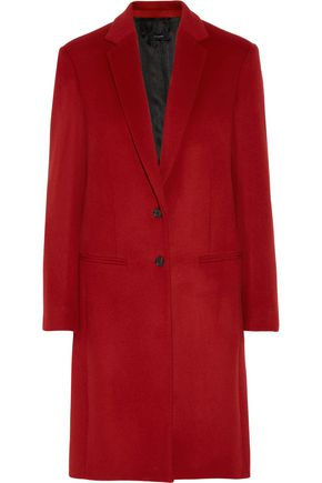 JOSEPH Mart wool and cashmere-blend coat